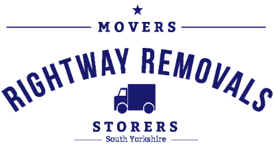 Rightway Removals Company Sheffield Logo