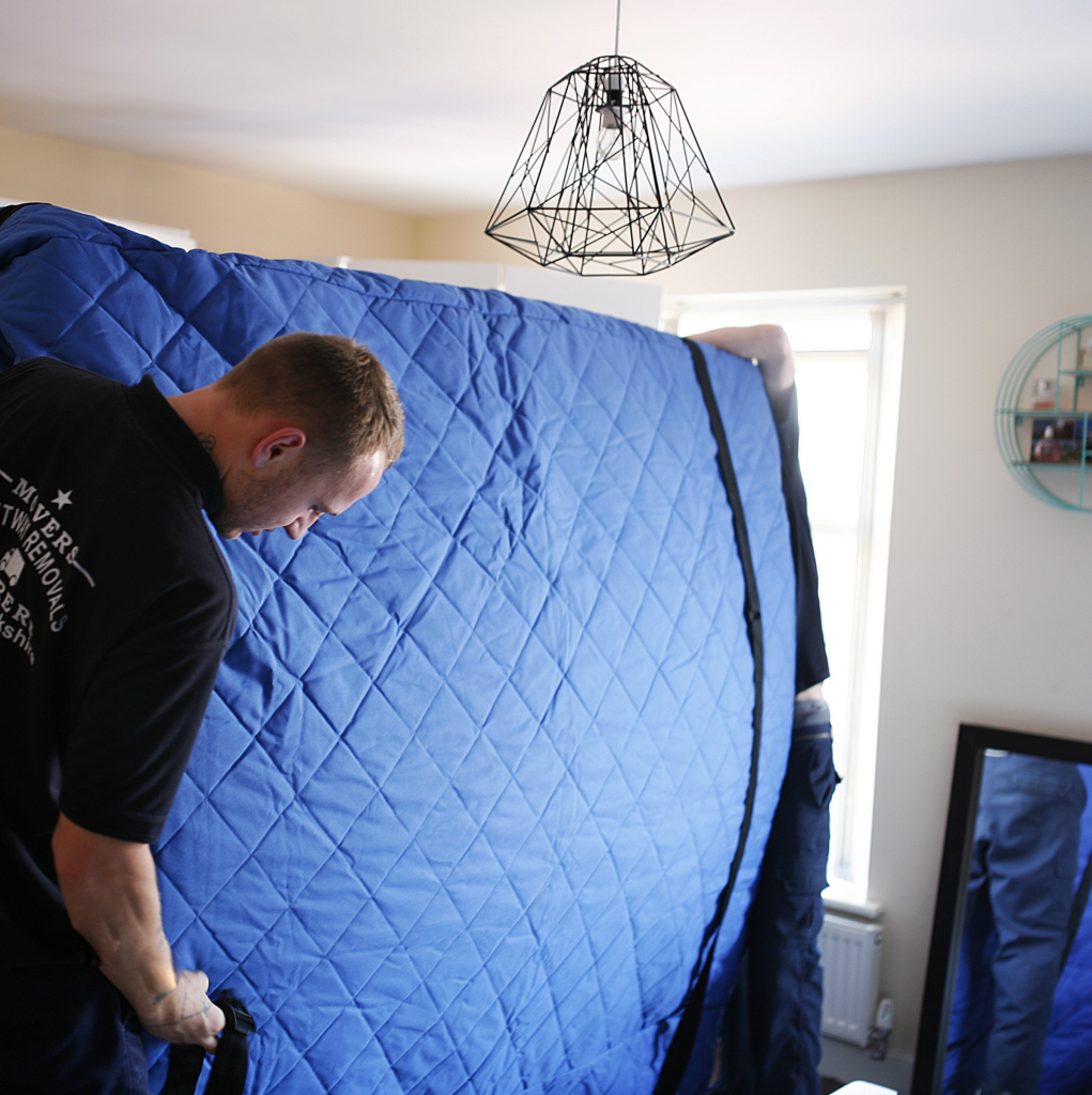 Sheffield Removal Team Covering a Mattress